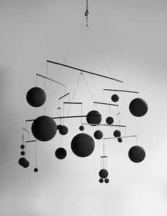 http://www.cheapestkidstoys.com/category/mobile/ // hanging from the ceiling. xavier veilhan le-mobile-2005