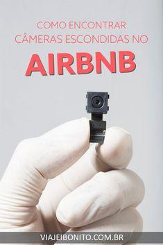 Como encontrar câmeras escondidas no Airbnb.   #airbnb #viajar #dicasdeviagem #ferias #hospedagem