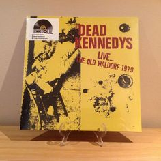 Dead Kennedys - Live The Old Waldorf 1979 LP Ltd Edt RSD16 Punk Jello Biafra