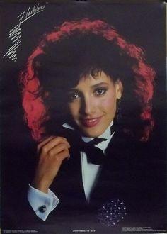 Flashdance 20x28 Close Up Movie Poster 1983 Jennifer Beals | eBay