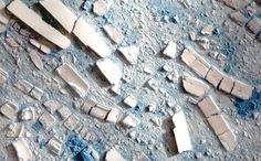 "National Space Organization (Taiwan) Formosat-2 - February 2008 ""Wilkins Ice Shelf, Antarctic Peninsula"""