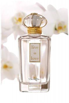 Live in Love Perfume by Oscar de la Renta