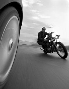 That Motorcycle Show!: Hey Mike, Nice Bike!