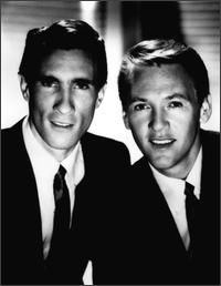 The Righteous Brothers--Bill Medley & Bobby Hatfield   My parents loved them and played their blue-eyed soul music throughtout our house all the time.  I quickly became a fan too.