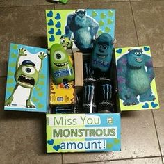 """The """"Monsters University"""" 