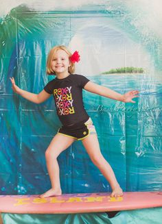 COOL IDEA FOR PICTURES@NORA's party_Tatum's Teen Beach Movie Bash