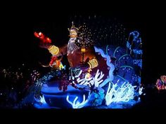 Paint the Night parade premieres at Hong Kong Disneyland illuminating the park with fully LED, interactive entertainment | Inside the Magic
