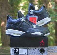 new york 1f707 3a94a Nike Air Jordan 4 IV Retro LS