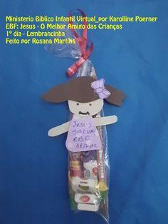 MINISTÉRIO BÍBLICO INFANTIL VIRTUAL_por KAROLLINE POERNER: EBF - Jesus: O Melhor Amigo das Crianças/2012_1º dia