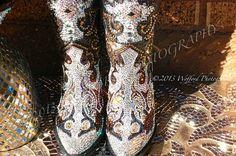 Jacqi bling swarovski cowgirl boots!! my Jacqi boots on Pinterest!!