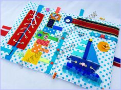 Busy Blanket for Dementia Fidget Quilt Alzheimer& Quilt Montessori, Sensory Blanket, Weighted Blanket, Sensory Toys, Sensory Activities, Spring Activities, Sewing Crafts, Sewing Projects, Felt Projects