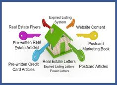 real estate marketing ideas | Business Building Real Estate Marketing Tips, Tools & Resources