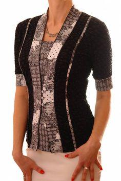Stylish Dress Designs, Designs For Dresses, Stylish Dresses, Blouse Batik, Batik Dress, Blouse Pattern Free, Lace Top Dress, Mode Abaya, Batik Fashion