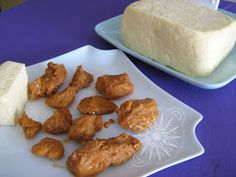 Cocina Costarricense: chicharrón de queso