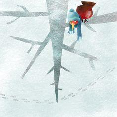 uccellino-neve