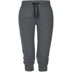 ONLY Play Sweat Pants (610 UYU) ❤ liked on Polyvore featuring activewear, activewear pants, pants, bottoms, jeans, sweatpants, 16. comfy wear., dark grey melange, pocket sweatpants and dark grey sweatpants