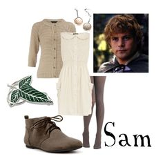 """Lord of the Rings/ The Hobbit- """"sam Nerd Fashion, Fandom Fashion, Fashion Outfits, Punk Fashion, Lolita Fashion, Fashion Boots, Pretty Outfits, Cute Outfits, Emo Outfits"""