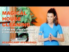 Use Magical House Cleaning To Attract More Money Into Your Life! | The Tao of Dana