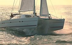Lagoon 47. 4 Cabins, 8 Berths. Available for charter in Greece