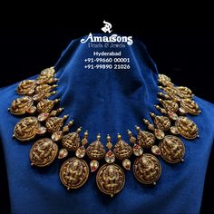 🔥😍 Lakshmi Gold Nakshi Necklace from @amarsonsjewellery ⠀⠀⠀⠀⠀⠀⠀⠀⠀⠀⠀⠀⠀⠀⠀⠀⠀⠀⠀⠀⠀.⠀⠀⠀ For any inquiry DM now👉: @amarsonsjewellery⠀⠀⠀⠀⠀⠀⠀⠀⠀⠀⠀⠀⠀⠀⠀⠀⠀⠀⠀⠀⠀⠀⠀⠀⠀⠀⠀⠀⠀⠀⠀⠀⠀⠀⠀⠀⠀⠀⠀.⠀⠀⠀ For More Info DM @amarsonsjewellery OR 📲Whatsapp on : +91-9966000001 +91-8008899866.⠀⠀⠀⠀⠀⠀⠀⠀⠀⠀⠀⠀⠀⠀⠀.⠀⠀⠀⠀⠀⠀⠀⠀⠀⠀⠀⠀⠀⠀⠀⠀⠀⠀⠀⠀⠀⠀⠀⠀⠀⠀⠀⠀ ✈️ Door step Delivery Available Across the World ⠀⠀⠀⠀⠀⠀⠀⠀⠀⠀⠀⠀⠀⠀⠀⠀⠀⠀⠀⠀⠀⠀⠀ .⠀⠀ #amarsonsjewellery #yourtrustisourpriority #goldearrings #goldstuds #exclusivjewellery #elegantjewellery #trendingjewelle Gold Temple Jewellery, Delivery, Brooch, Jewels, Photo And Video, Instagram, Jewerly, Brooches, Gemstones