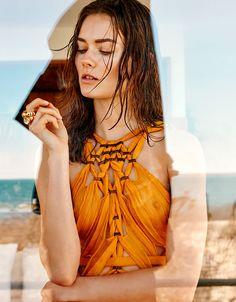 jac jagaciak by pamela hanson for viva! moda summer 2016 | visual optimism; fashion editorials, shows, campaigns & more!