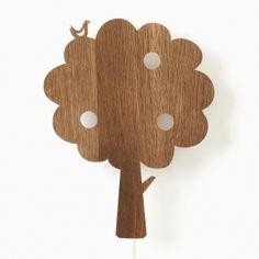 Lampada in legno - Tree Lamp | Ferm Living Italia | Design per Bambini