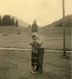 i love old couples still in love