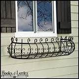 Window Boxes - Metal Window Box