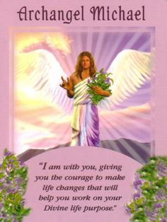 Archangel_Michael - You are not alone.