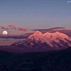 El Illimani - La Paz - Bolivia
