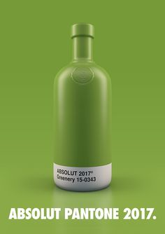 ABSOLUT PANTONE on Behance