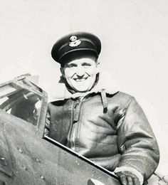 """P/O Adolf """"Ada"""" Vrána was processed into the RAF and joined No 312 Squadron RAF at its formation at RAF Duxford on 29 August 1940, before moving to RAF Speke in September as part of Liverpool's defences."""
