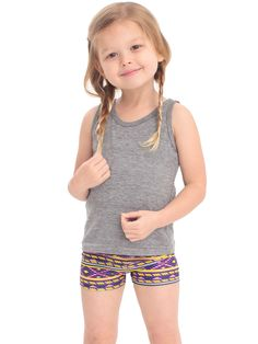 best little dance and gymnastics shorts for girls.  kid style  girl style  fashion