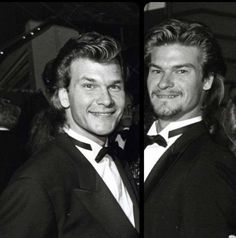 Patrick e Don Patrick Swazey, Patrick Wayne, Famous Dancers, All In The Family, Classic Movie Stars, Stars Then And Now, Dirty Dancing, Tom Hardy, Hollywood Stars