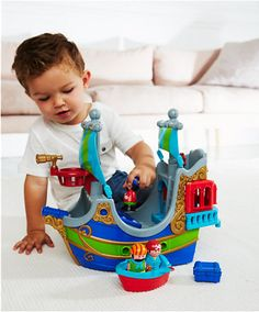 Happyland Pirate Ship product code: 134472 RRP £35
