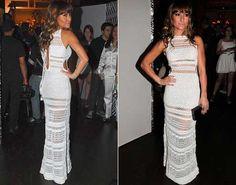 vestidos de croche branco 1
