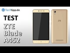 ZTE Blade A452 Review/Hands on Testvideo | Handyfant