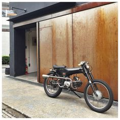 The top three bikes from the Japan bike build off will be in residence at the Residence for the next few weeks. This little Dax took the gong, come give it a tickle under the chin. by carbyt http://ift.tt/1buGiWF