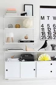 Bildresultat för string shelf