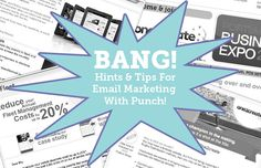 One2create Blog - Email Campaigns & Electronic Mail – Best Practice, Hints & Tips