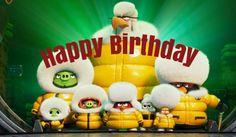 Angry Birds 2 Birthday Ecards Happy Birthday Ecard, 2nd Birthday, Birthday Cards, Birds 2, Angry Birds, Betty Boop Cartoon, Ecards, Greeting Cards, Holiday