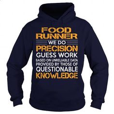 Awesome Tee For Food Runner #teeshirt #style. MORE INFO => https://www.sunfrog.com/LifeStyle/Awesome-Tee-For-Food-Runner-92477975-Navy-Blue-Hoodie.html?id=60505