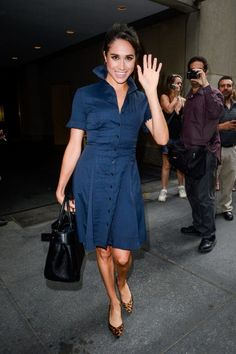 Meghan Markle - Suits star and possible future princess - has always had a signature smart casual yet sophisticated style.