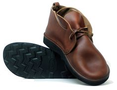 Men's North Pacific - BROWN (brown, Men's, North Pacific) | Chukka | Aurora Shoe Co.
