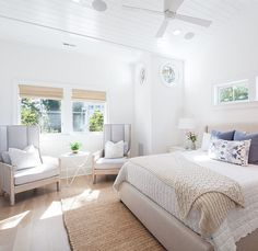 """71 Likes, 3 Comments - Victoria Balson Interiors (@victoriabalsoninteriors) on Instagram: """"Check out this sunny☀️spot in the master bedroom at our #rehobothbeachproject -- and I can't get…"""""""