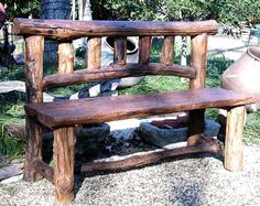 This well-constructed outdoor bench with wooden back makes for a great addition to any outdoor decor, including farms, gardens, and outdoor patios. The solid wooden bench offers comfort and durability, while the simple brown finish adds a subtle touch to your ...