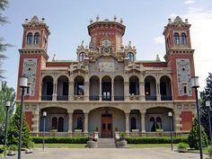 Palacio Larrinaga en #Zaragoza #Spain