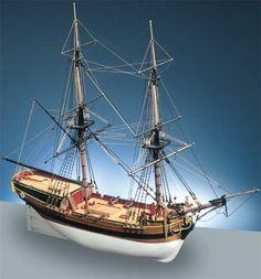 Brig Ship Plans