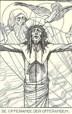 edward knippers | Station XII: Christ is Crucified | Sacred Art Meditations
