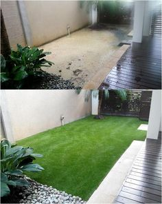 Another astonishing result we have created by using Royal grass! #artificialgrass #green #turf #ecooutdoor #ecofriendly